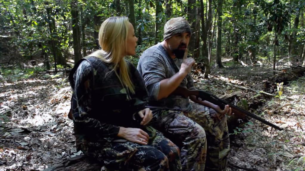 Полювання з жінкою