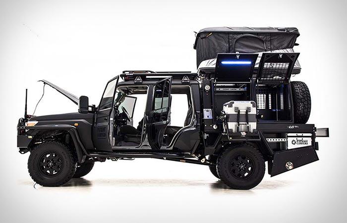 Позашляховик Patriot Campers Super Tourer підійде для полювання?