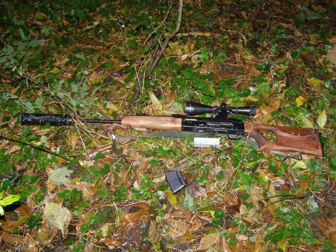 Поліція Сумщини: браконьєри вполювали двох благородних оленів і завдали державі збитків на суму 120 тисяч гривень (ФОТО)