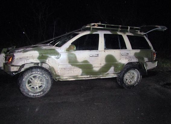 Поліція Житомирщини розкрила деталі затримання браконьєрів із незаконно впольованою здобиччю